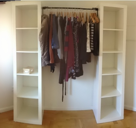 Diy Wardrobe Hey Shirley
