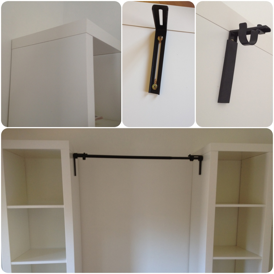 diy wardrobe hey shirley. Black Bedroom Furniture Sets. Home Design Ideas